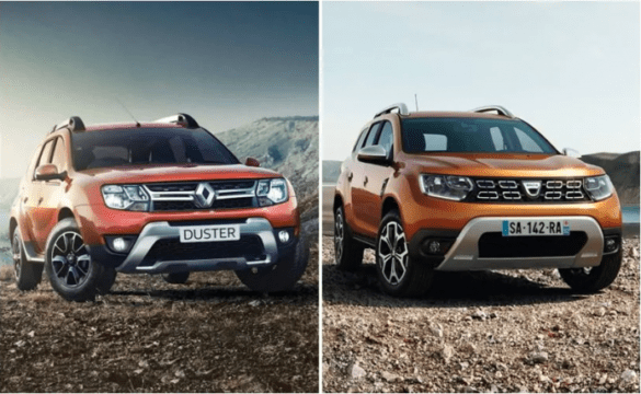 Photo of Dacia Duster vs Renault Duster! Află care sunt diferențele