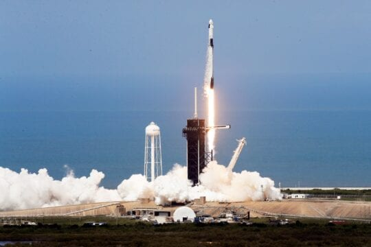 Science SpaceX Launch AP 20151700829737