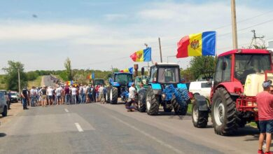 Photo of Un nou protest al agricultorilor. Se va  protesta în Rezina și Telenești