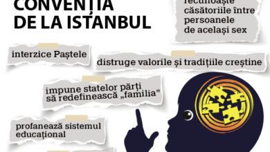 Photo of Miturile despre Convenția de la Istanbul – strategie de PR pentru unii politicieni